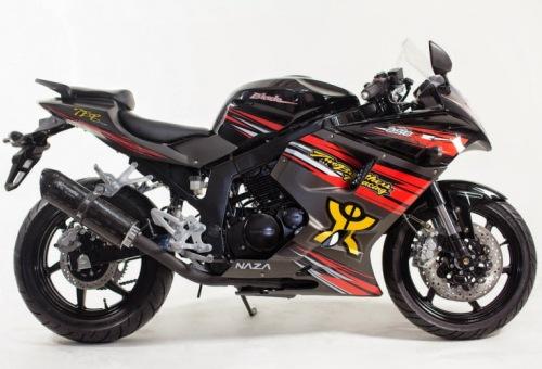 Naza Blade 250R EFI