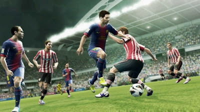 Reviews Game Pro Evolutions Soccer (PES 2013)
