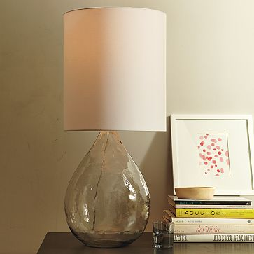 Remodelaholic Turning A Glass Vase Into A Lamp Tutorial
