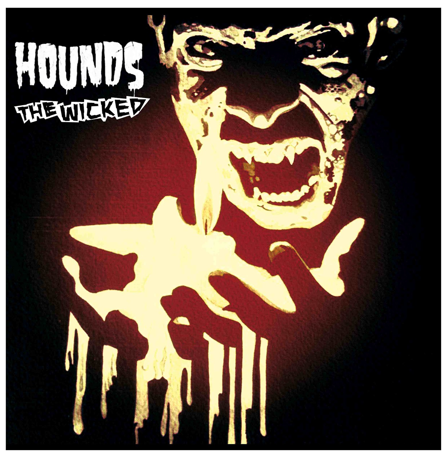 Hounds - Fan The Flames Of The Fire