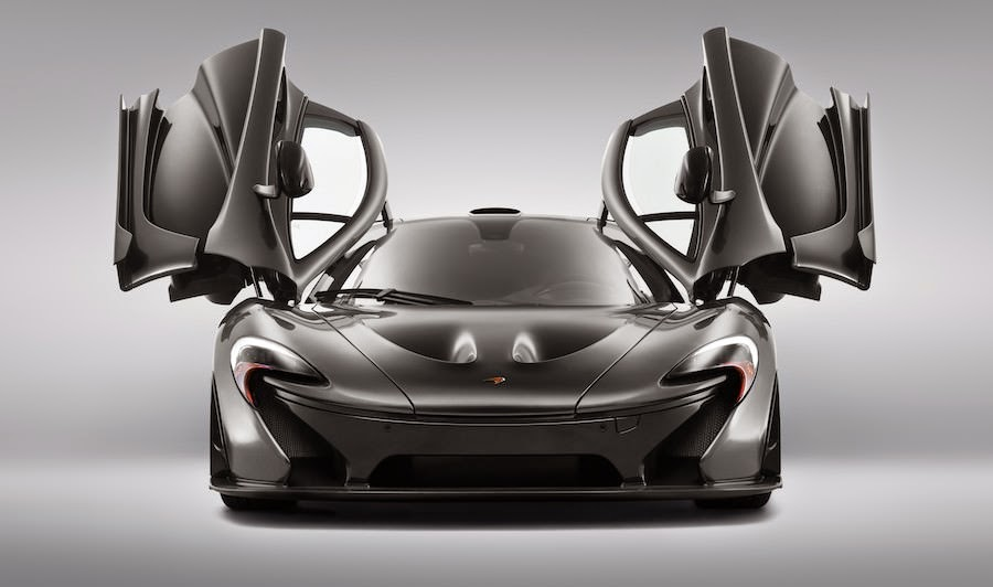 マクラーレンが「P1」と「650Sスパイダー」のMSO特別仕様モデルを公開へ