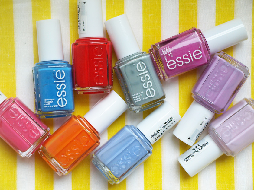 The Black Pearl Blog - UK beauty, fashion and lifestyle blog: Essie ...