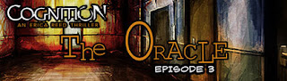 Cognition: An Erica Reed Thriller Episode 3 The Oracle