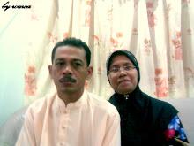 my mum & my dad .. :)