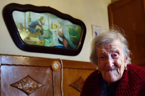 A Mulher Mais Velha do Mundo Acredita Que o é Por Ser Solteira