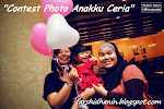 "My first Contest :) ""Contest Photo Anakku Ceria"""