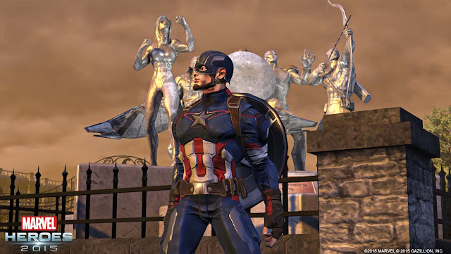 Marvel Heroes 2015 PC Game Free Download