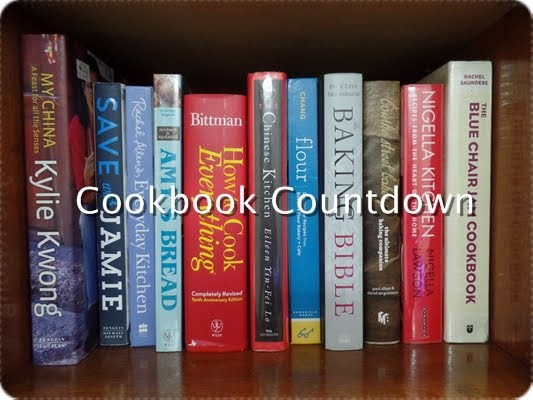 Cookbook Countdown