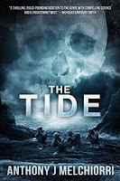 The Tide Amazon Kindle cover
