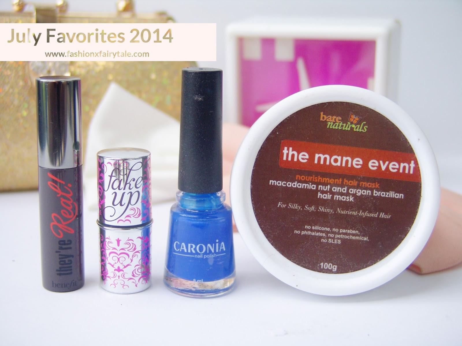 July Favorites 2014