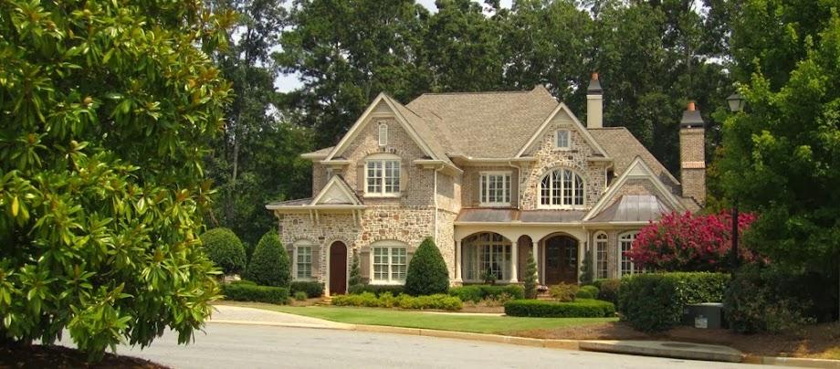 Milton GA Estate Homes