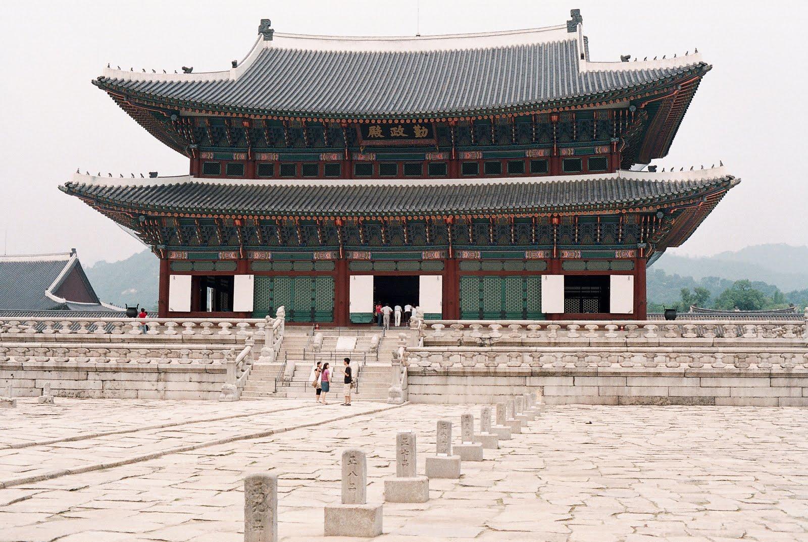 TEMPAT WISATA DI KOREA SELATAN  LANATRI DANIRMALA