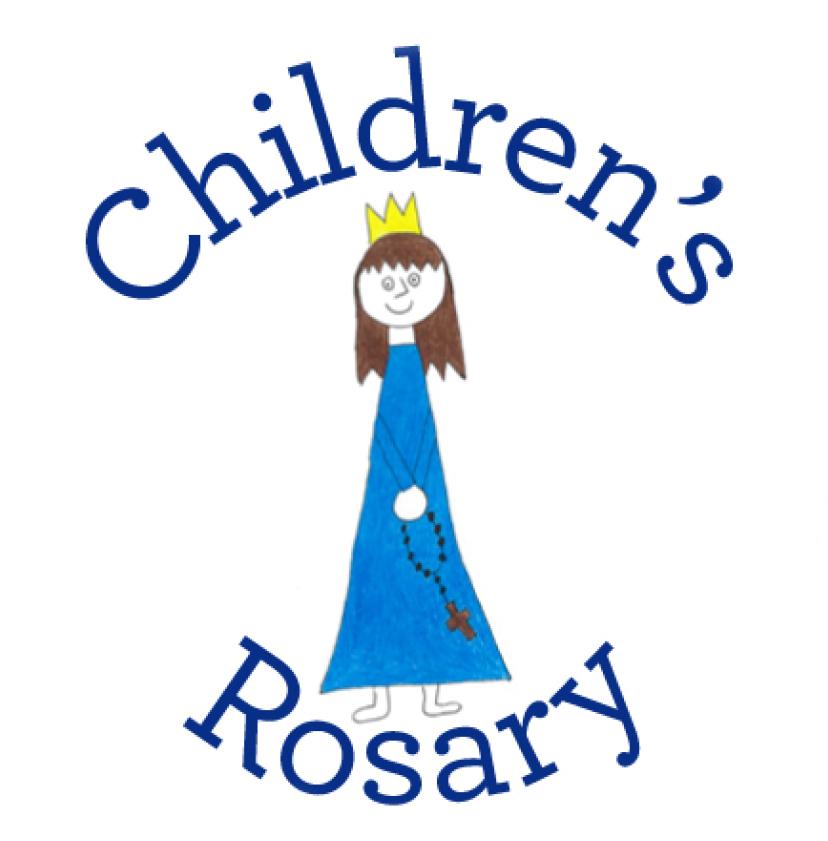 childrens rosary childrens rosary logo