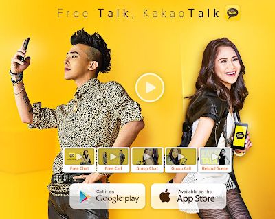 Free Call and Text Messaging Using KakaoTalk