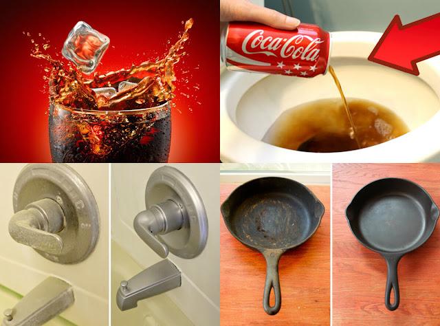 ميزات غريبة وعجيبة لكوكاكولا