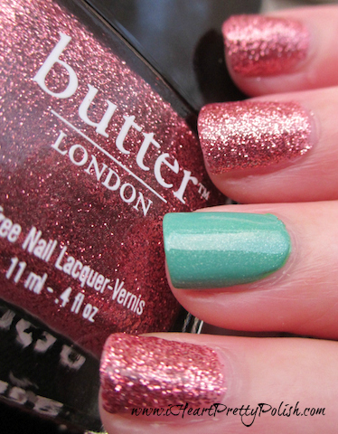Butter London Rosie Lee Sinful Colors Mint Apple