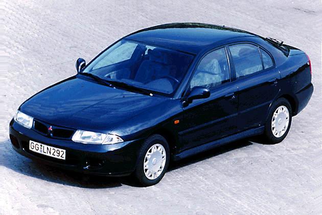 Cars Mansion Mitsubishi Carisma