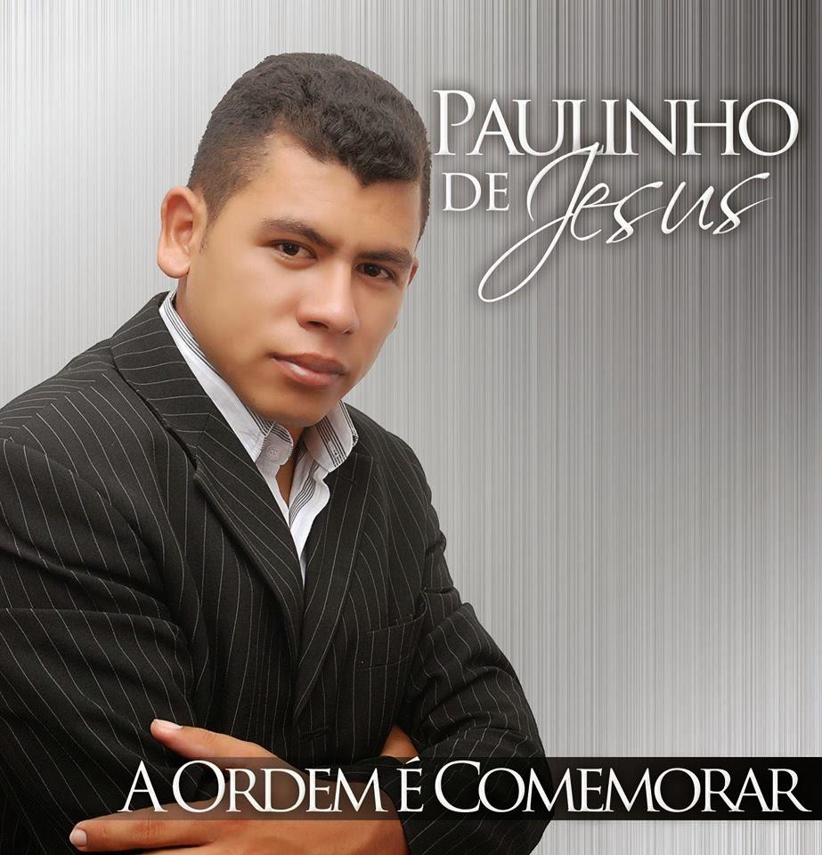 Novo CD Paulinho de Jesus