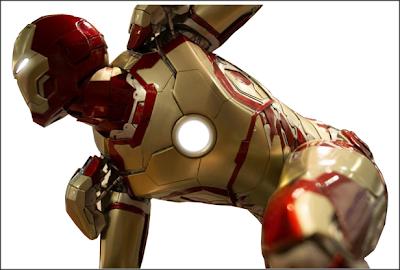 Estátua Homem de Ferro 3