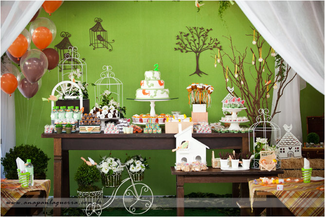 Kara 39 s party ideas nature bird themed little birdie party for Ideanature