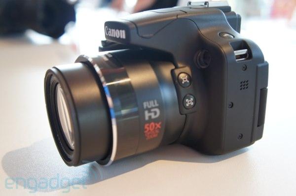 PowerShot SX50 HS (Pictures)