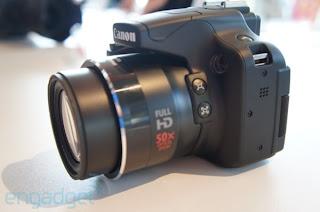 Canon PowerShot SX50 HS review