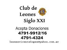 Club de Leones Siglo XXI