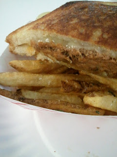 Mighty Rib Melt from Roxy's Grilled Cheese