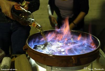 Cremat a Parets del Vallès