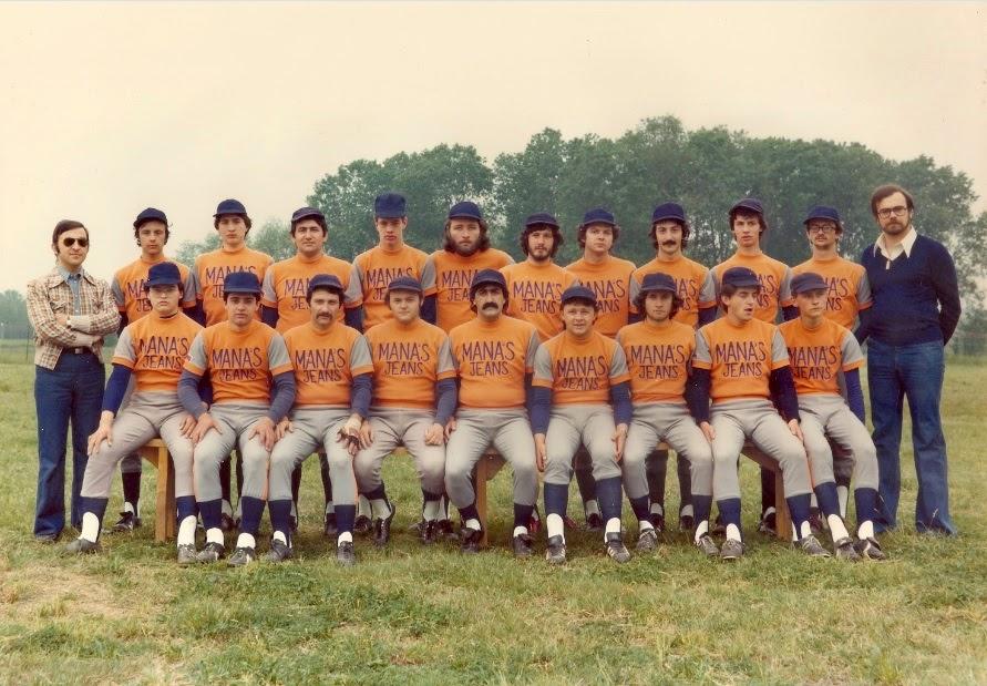 SENAGO prima squadra 1976