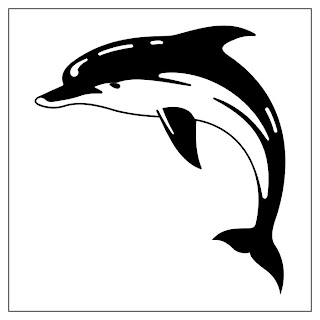 Dolphin Tribal Tattoos Designs