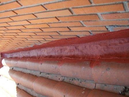 Fotos de restauraci n de tejados en madera tejados y - Como impermeabilizar madera ...