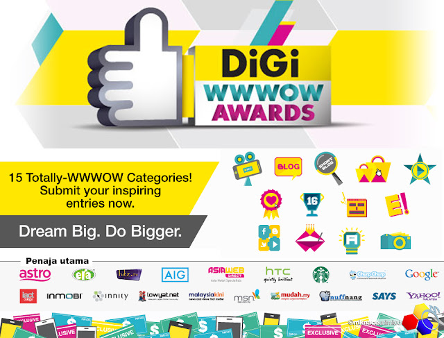 DiGi Internet for All WWWOW Awards 2013