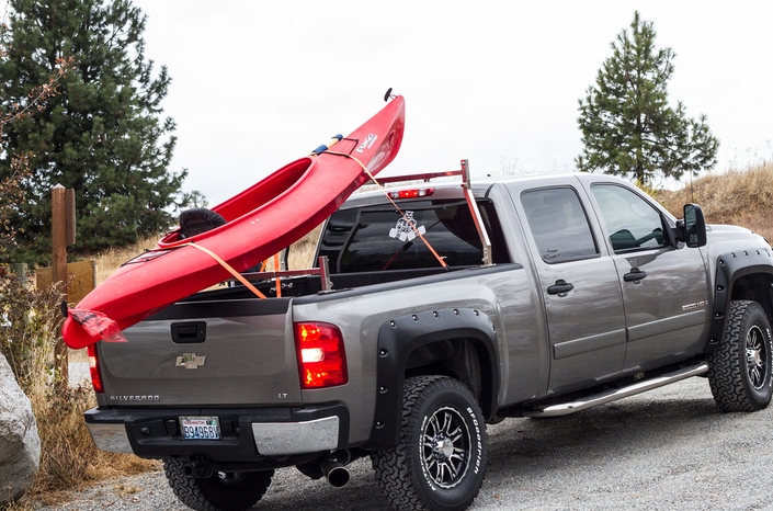 Kayak Racks For Pickup Trucks >> Z Rak Truck Rack