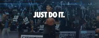 Pub Nike : Just Do It Possibilities