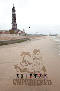 Alvin, Chipmunks, Chipwrecked, Blackpool