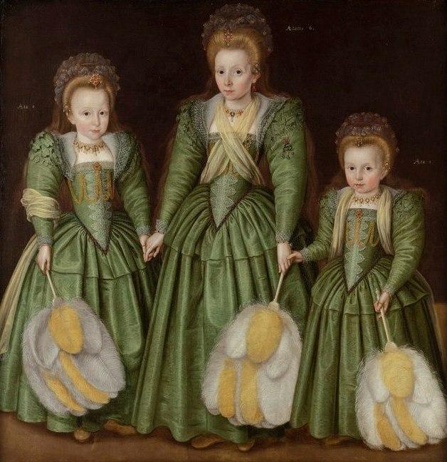 Elizabethan Sisters