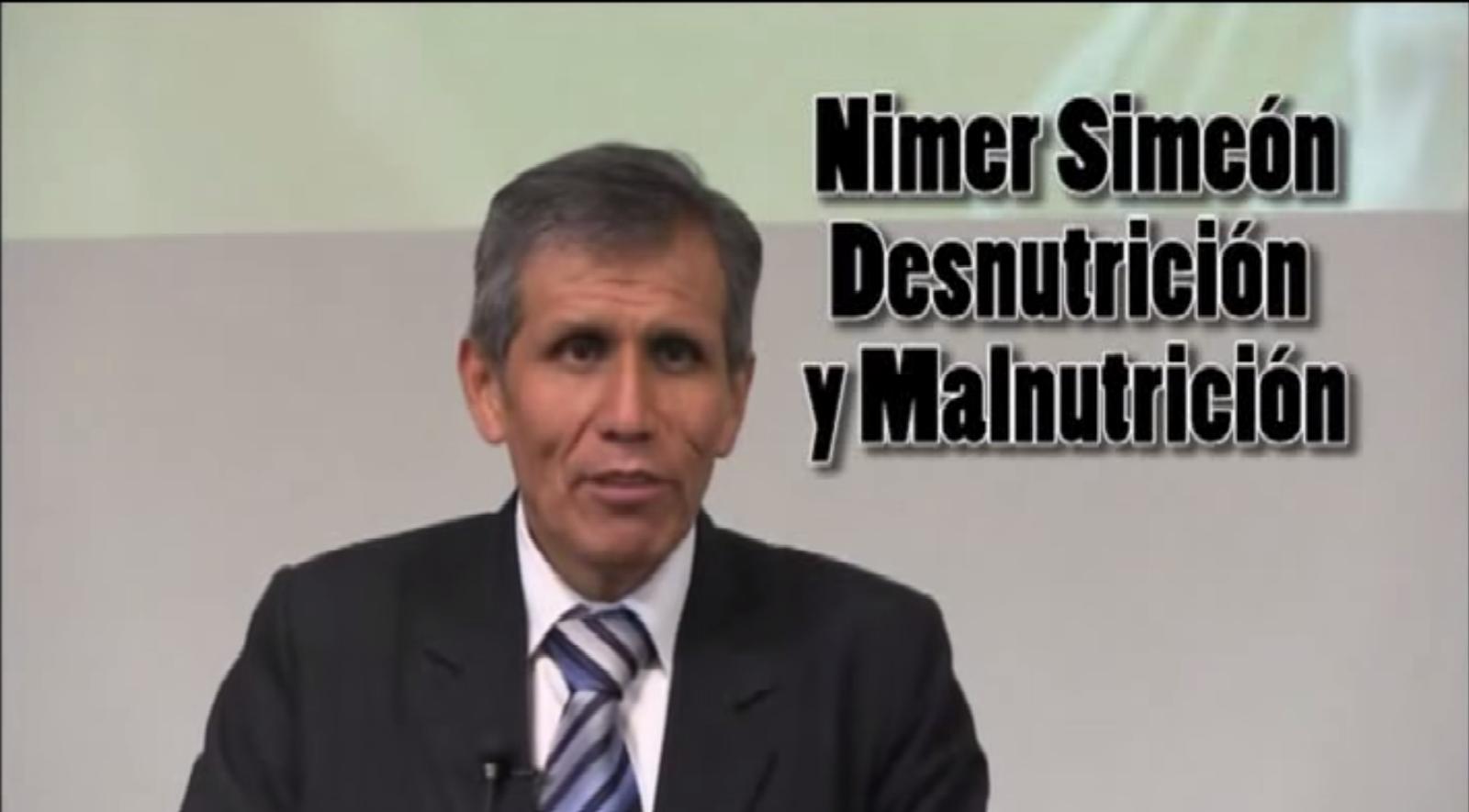 DESNUTRICIÓN Y MALNUTRICIÓN