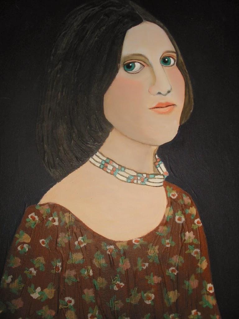 Jesse Mona Lisa