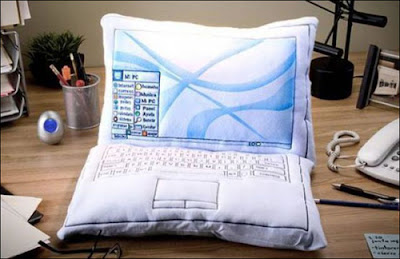laptop pillow