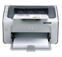 HP LaserJet P1007 Drivers controller