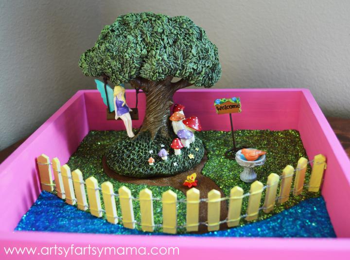 Fairy Garden artsyfartsy mama