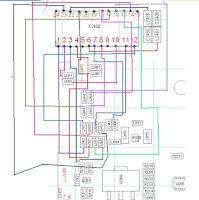 LANE LCD NOKIA 206