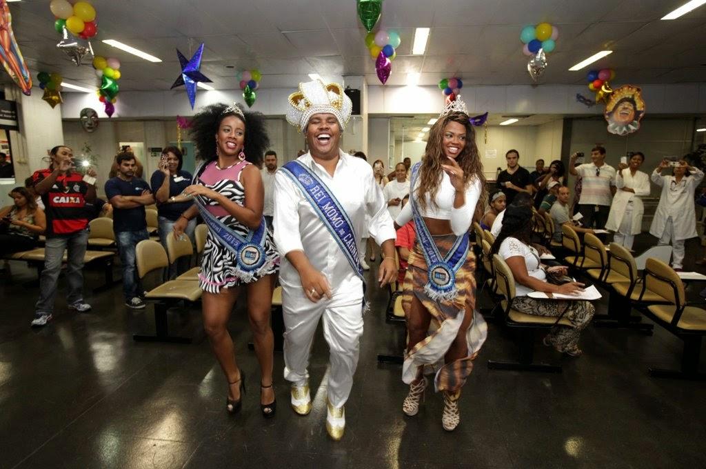 Hemorio lança campanha para doação de sangue no Carnaval
