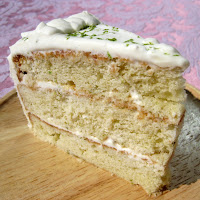 Gin and Tonic Cake Recipe (Key Lime Cake Base)