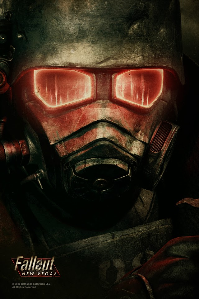 Fallout New Vegas  Galaxy Note HD Wallpaper