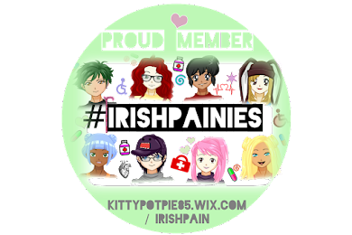 #IrishPainies