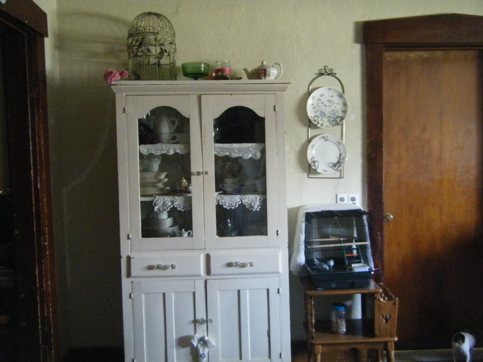 52 Weeks: #17 China Cabinet