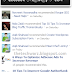 Add Facebook Activity Feed Plugin To Blogger