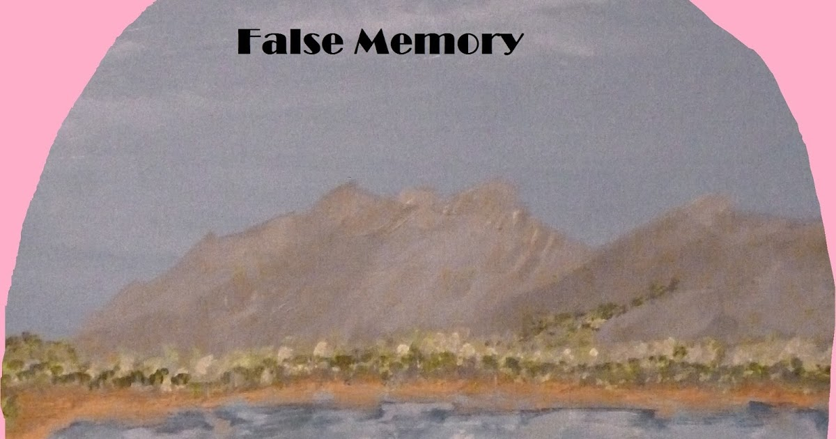 false memories memories that never occurred Then you try to get them to believe that it happened to them  but it's one thing to  show false memories can produce ice cream aversion  in a story as dark and  complex as this, we outsiders will never know for sure.